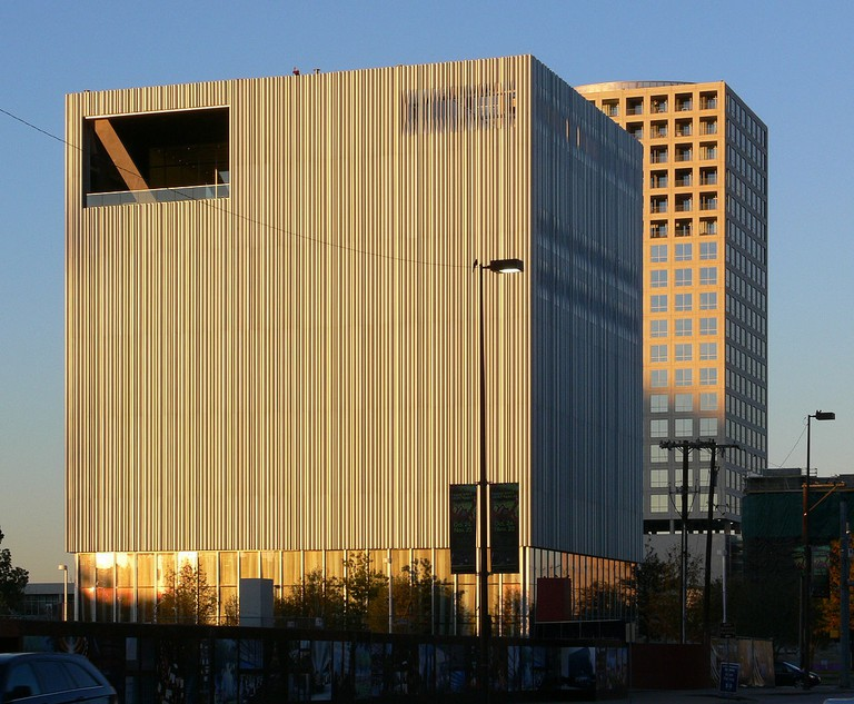 Wyly Theater