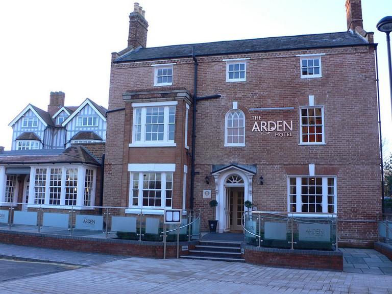 Edward Moon, Stratford-upon-Avon