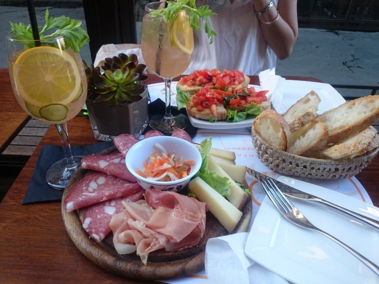 Aperitivo is so much more than just a happy hour
