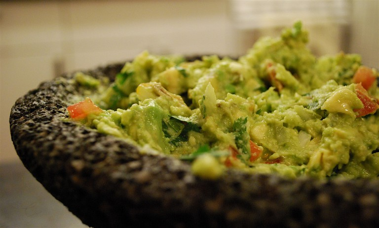 Table-side Guacamole