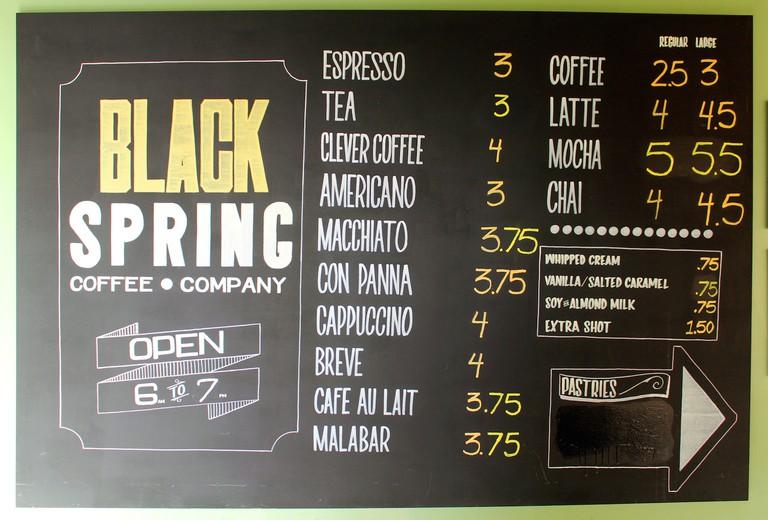Black Spring Coffee Company