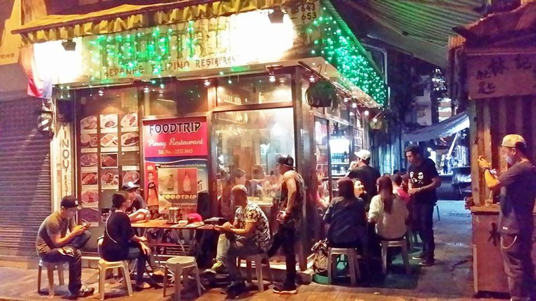 Foodtrip Bedana's Filipino Restaurant, Jordan