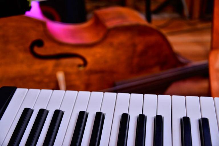 Keyboard and Bass