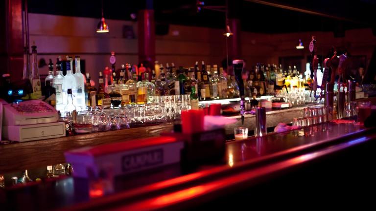 Mission Bar