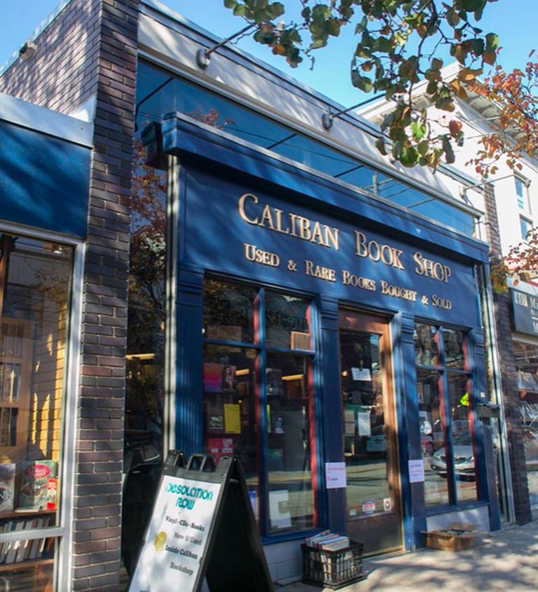 Caliban Book Shop