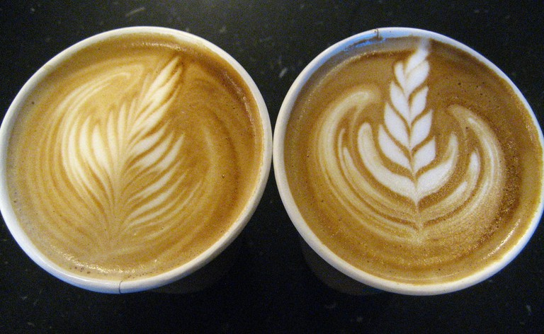 Try one (or two) or Sideboard's artisan coffees