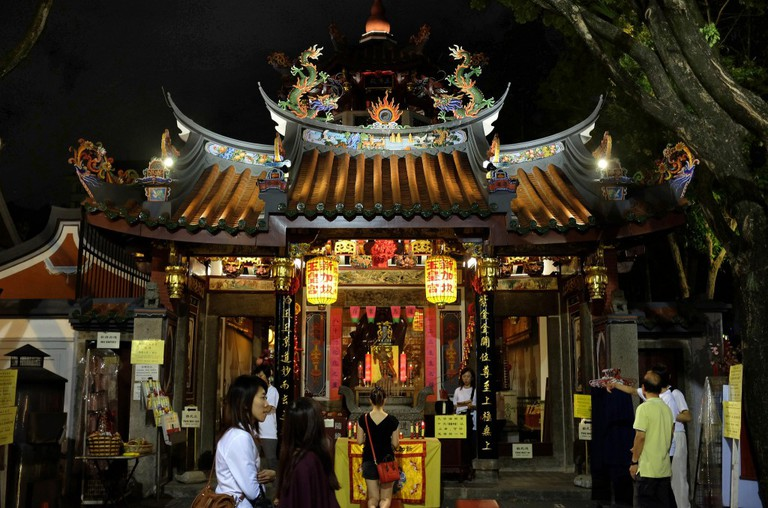 Lorong Koo Chye Sheng Hong Temple, Singapore