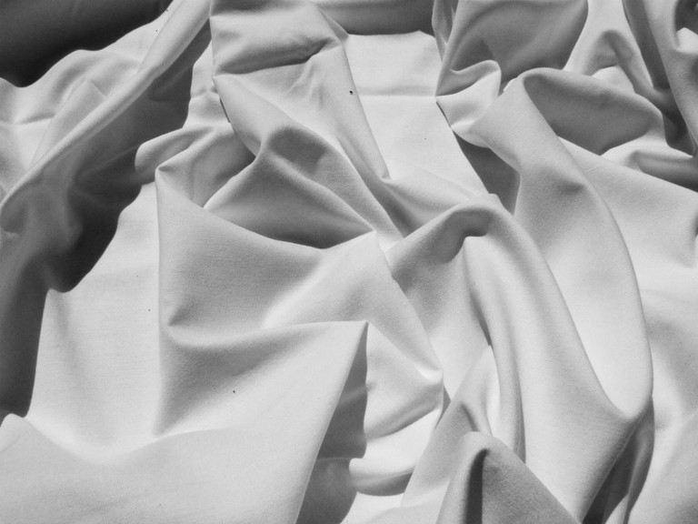 Luxury white linens