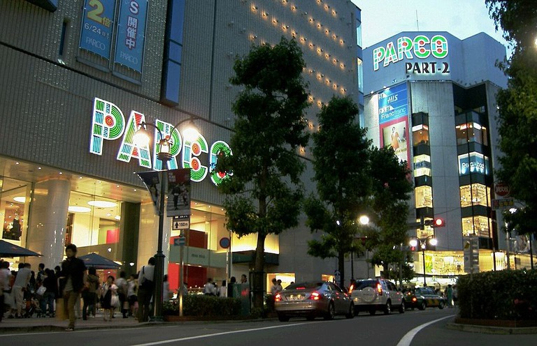 Shibuya PARCO Guest Cafe was the site of many cute character cafés