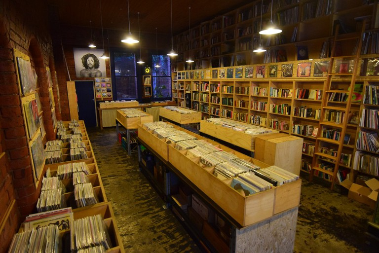 The Searchers Records, Fitzroy