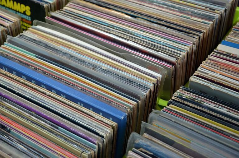 Greville Records, Parhran