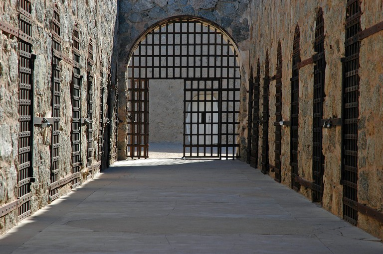 Arizona Territorial Prison, Yuma, Arizona
