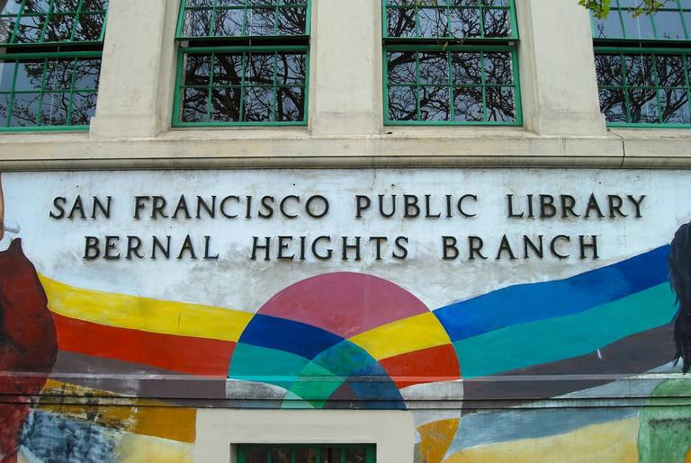 SFPL Bernal Heights Branch