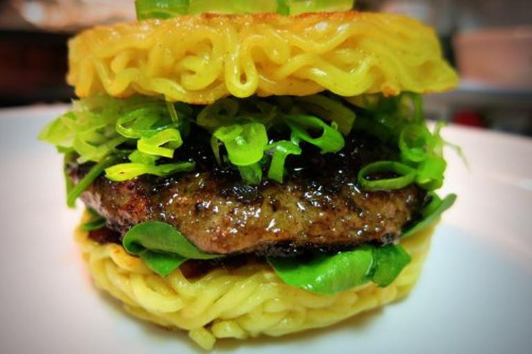 Ramen Burger - TDB