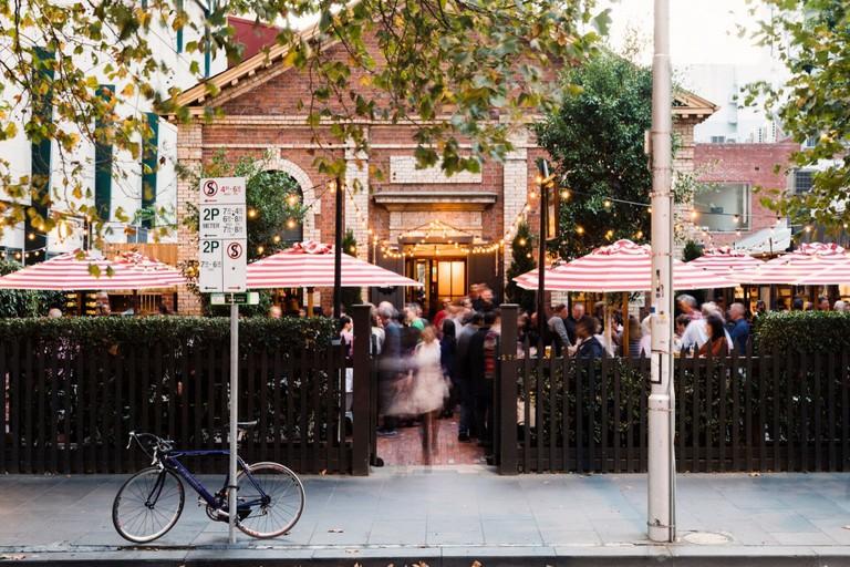 Trunk Bar & Restaurant, Melbourne