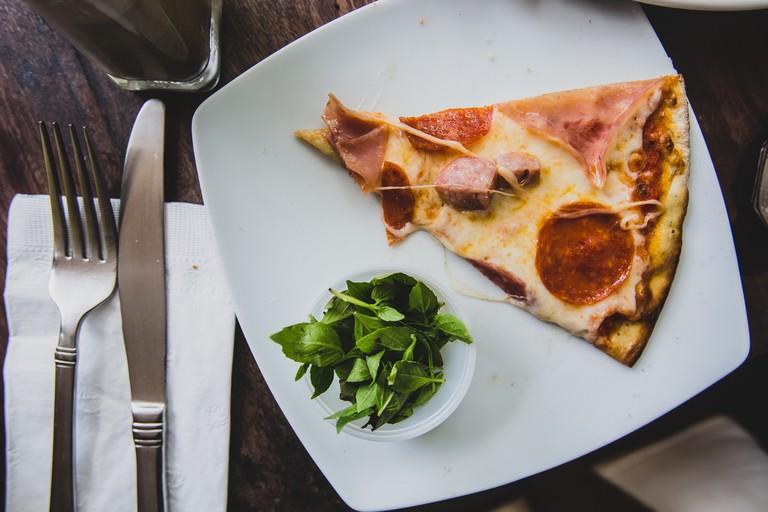 Origano pizzeria, Edinburgh