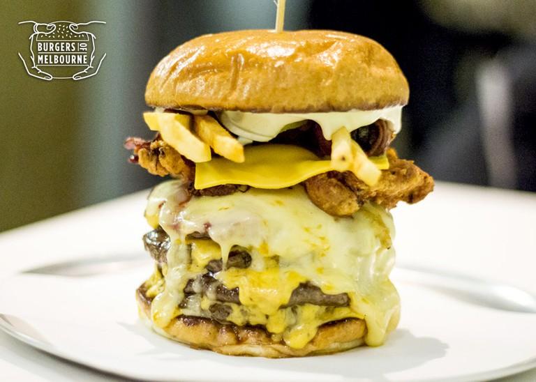 1090 Burger, Richmond