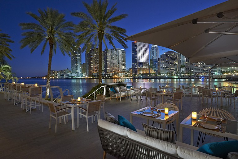 La Mar by Gaston Acurio at the Mandarin Oriental Miami