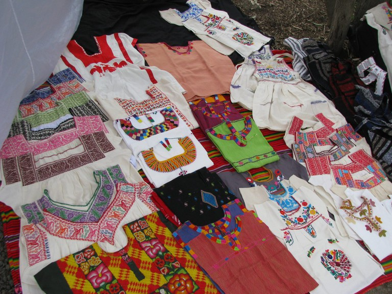 Street side clothing