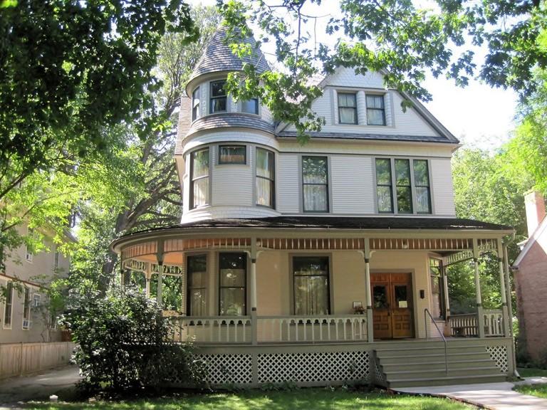 Ernest Hemingway's birthplace