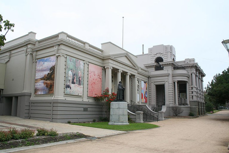 Geelong Art Gallery and War Memorial