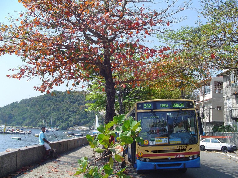 Charming streets in Urca