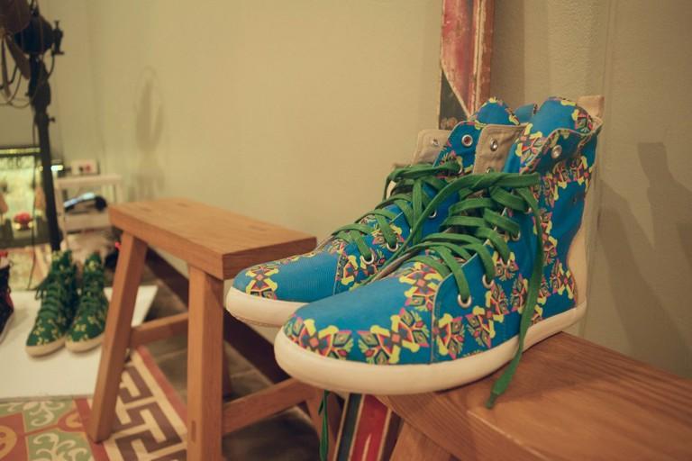 Horselegmarking Shoes