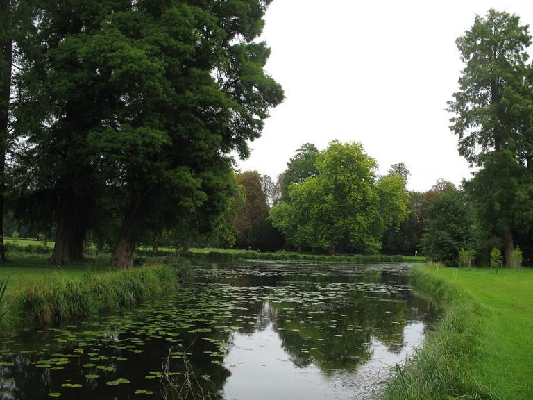 Jardin et parc du Château de Chantilly