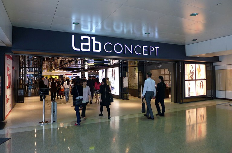 Lab Concept, Hong Kong