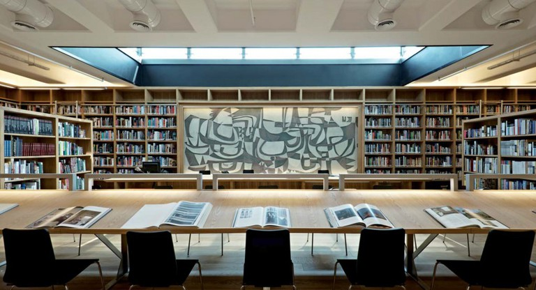 Vitali Hakko Creative Industries Library, Istanbul