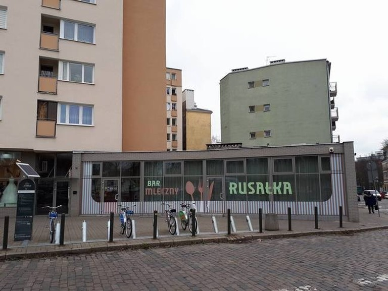 Bar Rusałka | © Northern Irishman in Poland