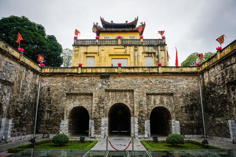 Hanoi Citadel | © katiebordner