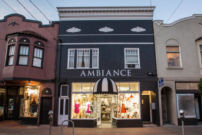 Ambiance in Noe Valley