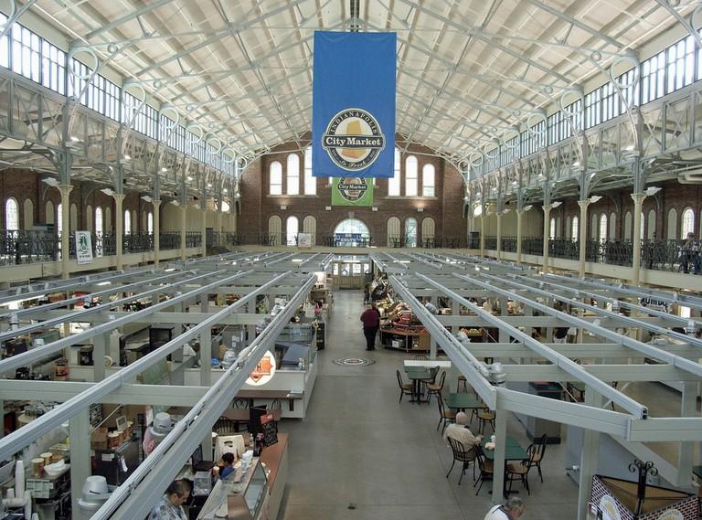 Indianapolis City Market | © Payton Chung / Flickr