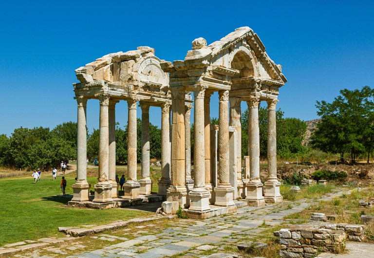 Ruins of Aphrodisias, Aydin Province