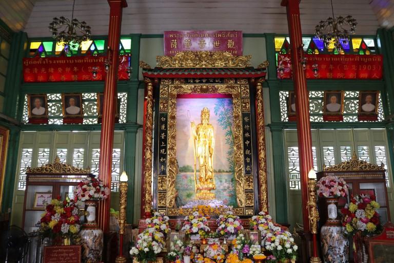 Kuan Yin Shrine