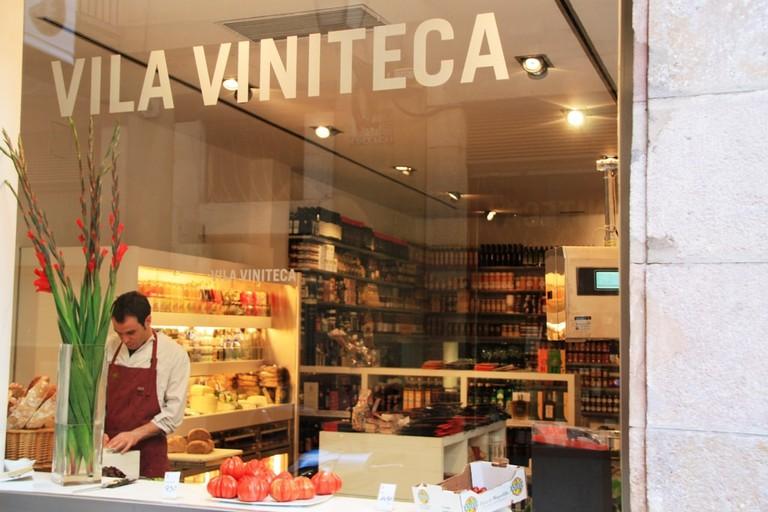 Vila Viniteca, Barcelona