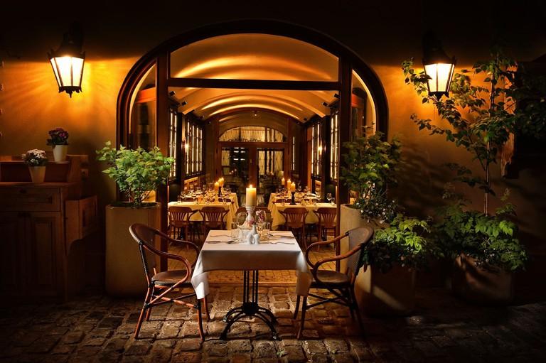 Fine dining at Kogel Mogel in Kraków | © Kogel Mogel