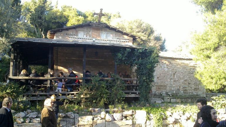 Church of Agios Dimitrios Loubardiaris