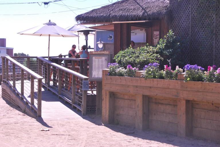 Bootlegger Bar and The Beachcomber