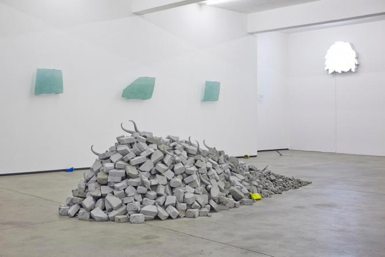 Rowan Smith, Nothing Lasts Forever Cecil, 208.5 x 92 x 74.6cm