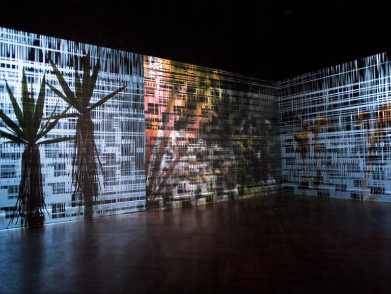 Monika BRAVO, URUMU, Installation view at Bard Graduate Center NYC