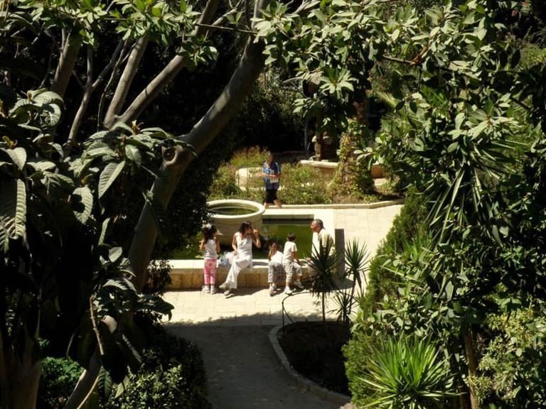 Sergay Courtyard
