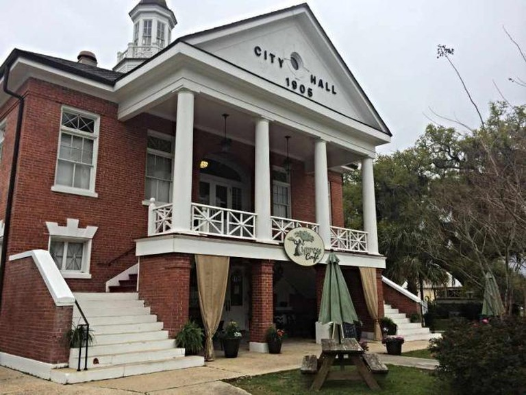 Cypress Cafe Exterior