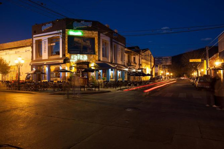 Balcarce Street
