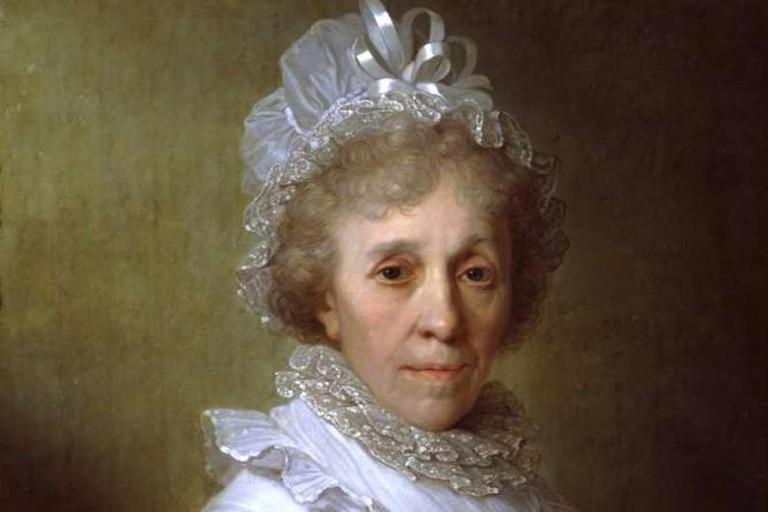Portrait of Nathalie Petrovna Golitsyn (1741-1837) by Vladimir Borovikovsky