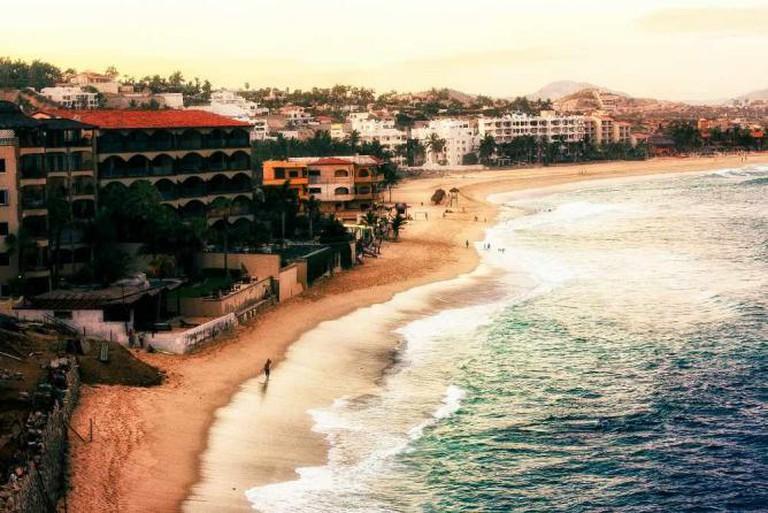 Playa Costa Azul, San José del Cabo