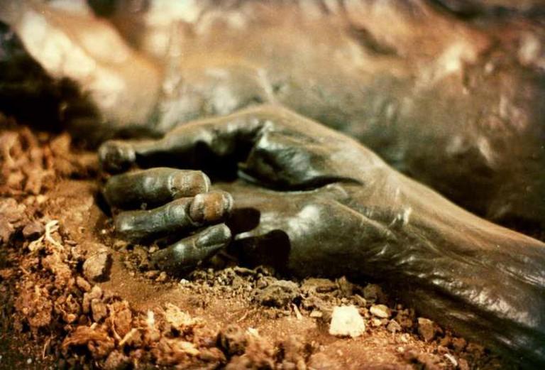 Bog Body of Graubelle Man