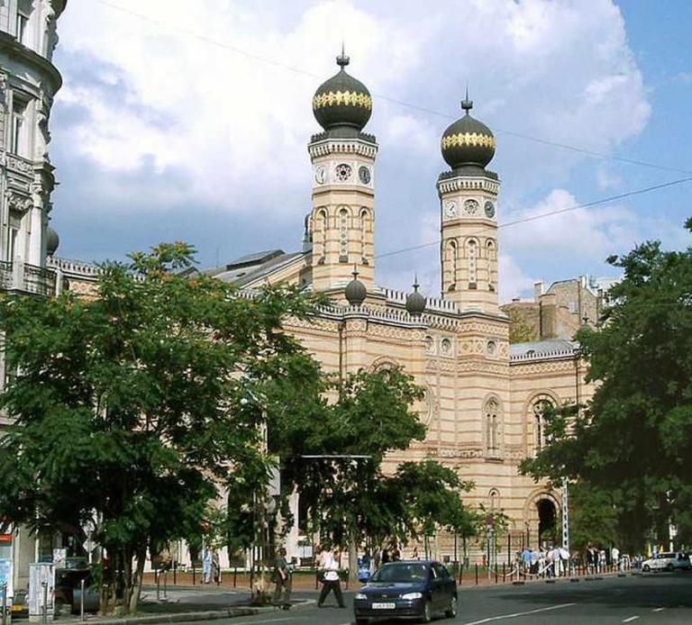Synagoge in District VII