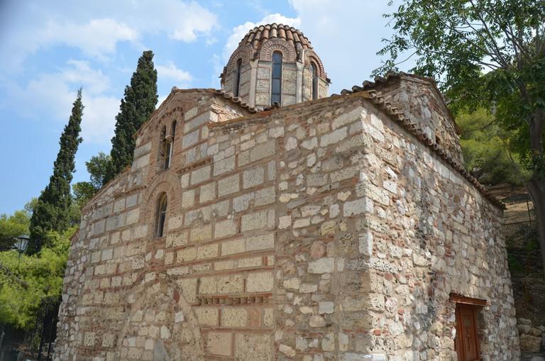 Church of Metamorphosis in Athens
